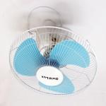 GOLD LUX 16-inch Auto Fan/Orbit Fan [3 Speed] c/w Fan Dimmer Switch